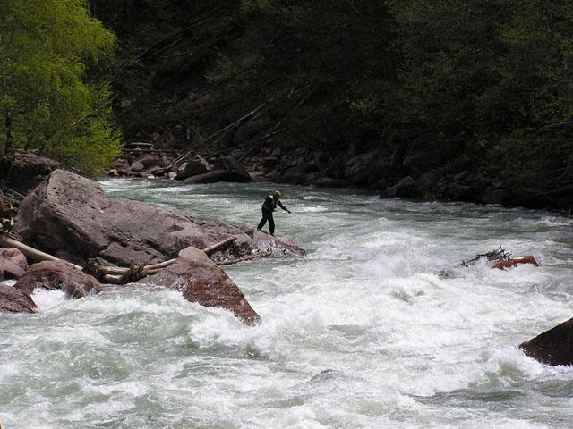 Рыбалка на Кавказе